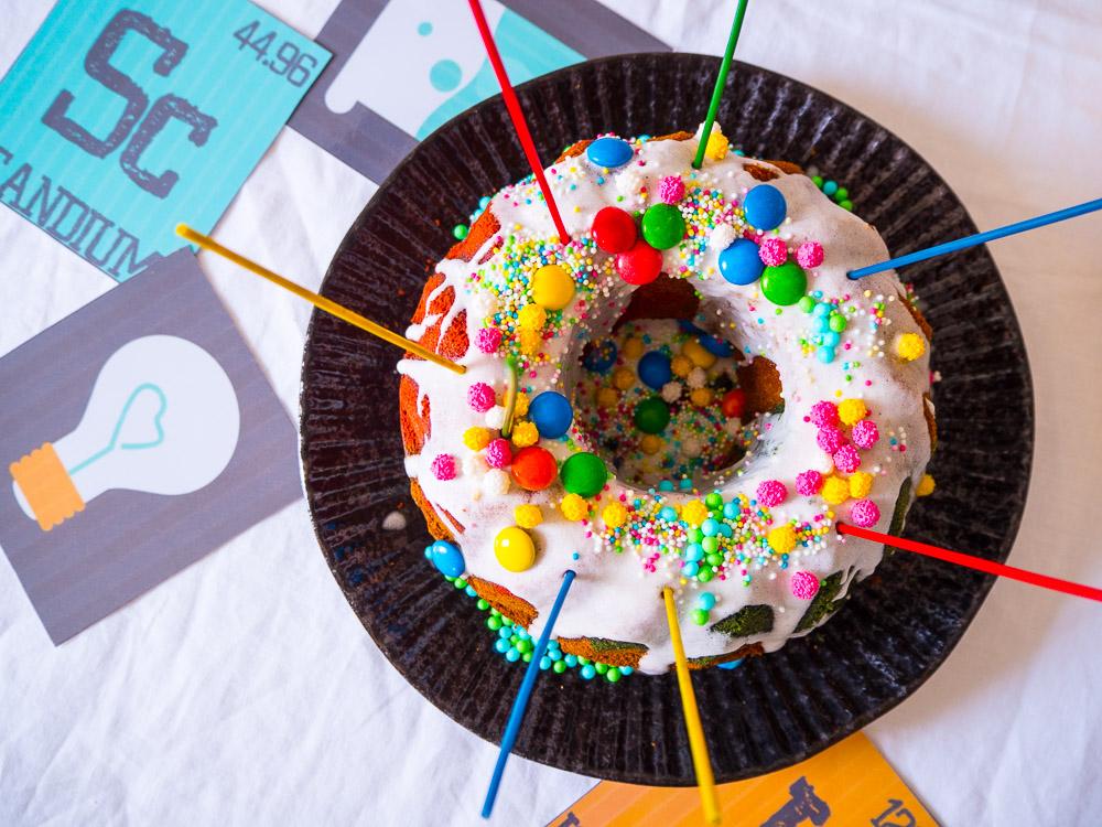 Geburtstagsparty für Jungs