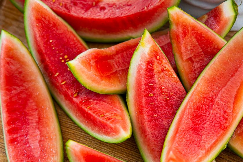 Wassermelonen Pickles