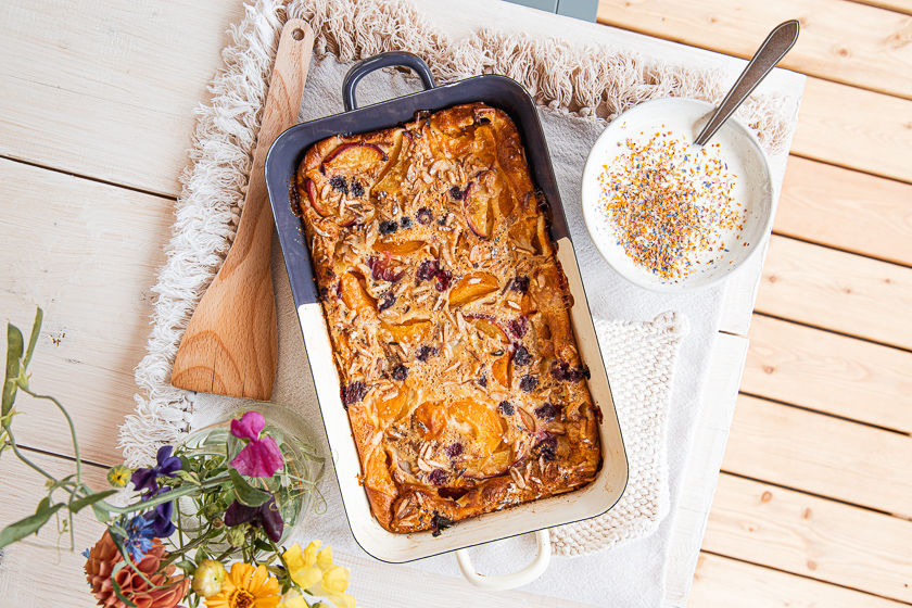 Sommer Clafoutis